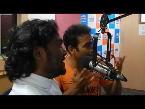 Audio Launch RAJA RAJENDRA | Sharan and Arjun Janya | Radio City Bangalore