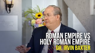 Roman Empire VS Holy Roman Empire - Dr Irvin Baxter on The Jim Bakker Show