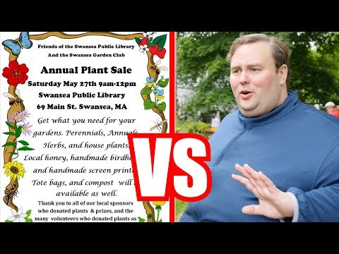 What's in Junt's Cart? - Swansea Annual Plant Sale