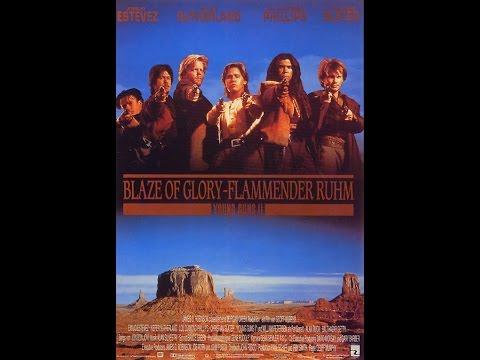 Young Guns - Western - 1988 - trailer
