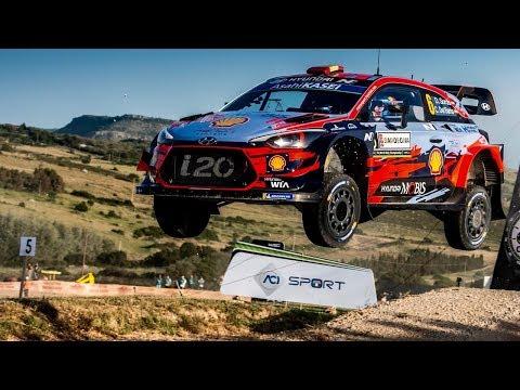Final inesperado en el Rally de Italia Cerdeña - WRC