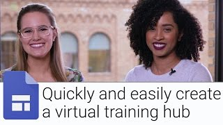 Virtual Training Hub | The G Suite Show