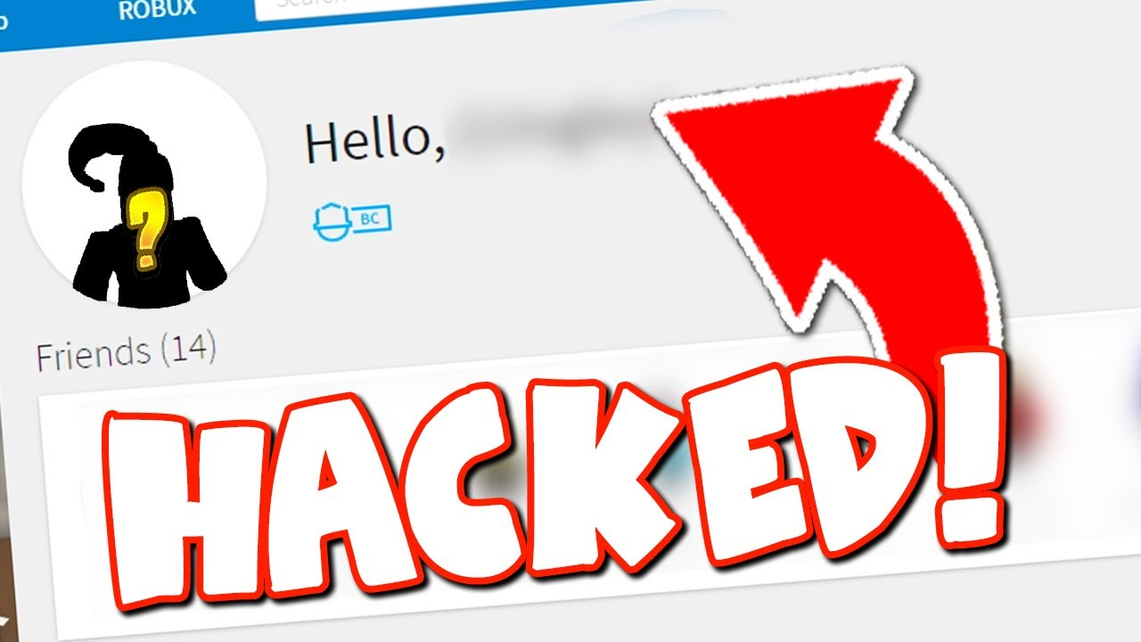 My Roblox Account Got Hacked Ant Hacking My Friend S Roblox Account I Destroyed It Youtube