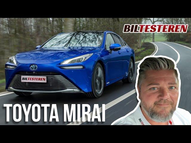 Nu vil du gerne ses i en Toyota Mirai (præsentation)
