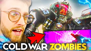 "On TERMINE le NOUVEAU MODE ZOMBIE ""OUTBREAK"" de COLD WAR avec son DARK OPS ""SECRET"" ! 😱"