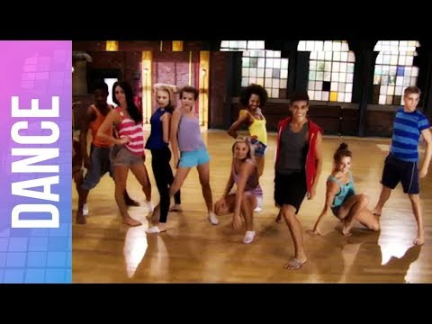 The Next Step Extended Group Dance Addicted To You