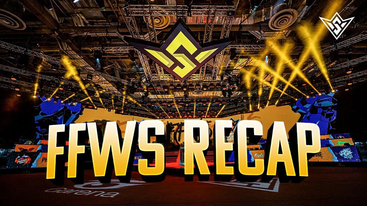 FFWS 2021 Singapore Recap | Free Fire World Series