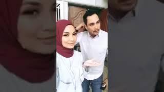 Kegedikan Fazura dengan Fattah amin masa last shoot #HSC di hospital Ampang