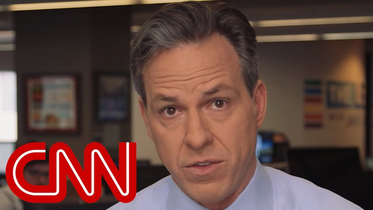 Jake Tapper fact-checks Trump's claim on trade deficit