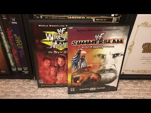 WWE 1999 PPV DVD Collection Review