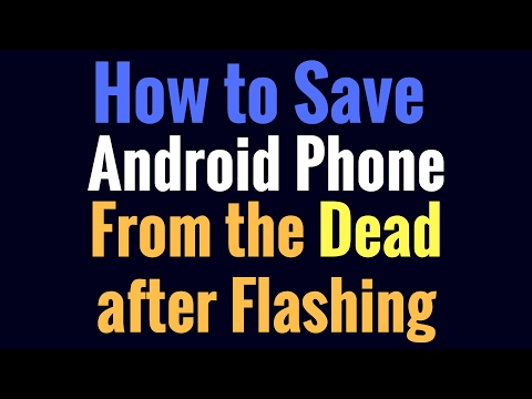 How to Flash or Fix Software Problems HTC Desire 816 Dual Sim by