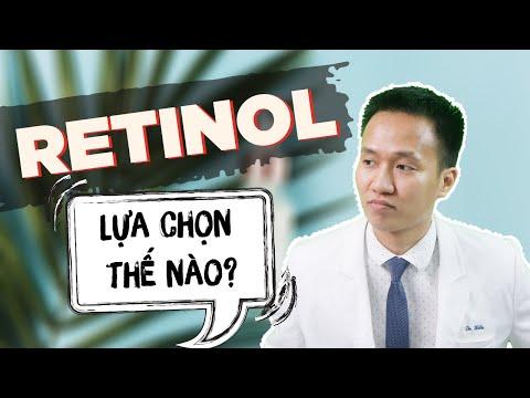 [RETINOL] Một chấm là trị mụn-Hai chấm là trẻ hoá-Ba chấm là...-Tiêu chí lựa chọn RETINOL| Dr Hiếu