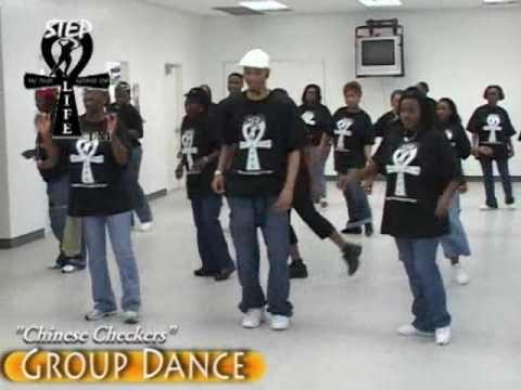 """Step  / Line Dance - """"Chinese Checkers"""""""