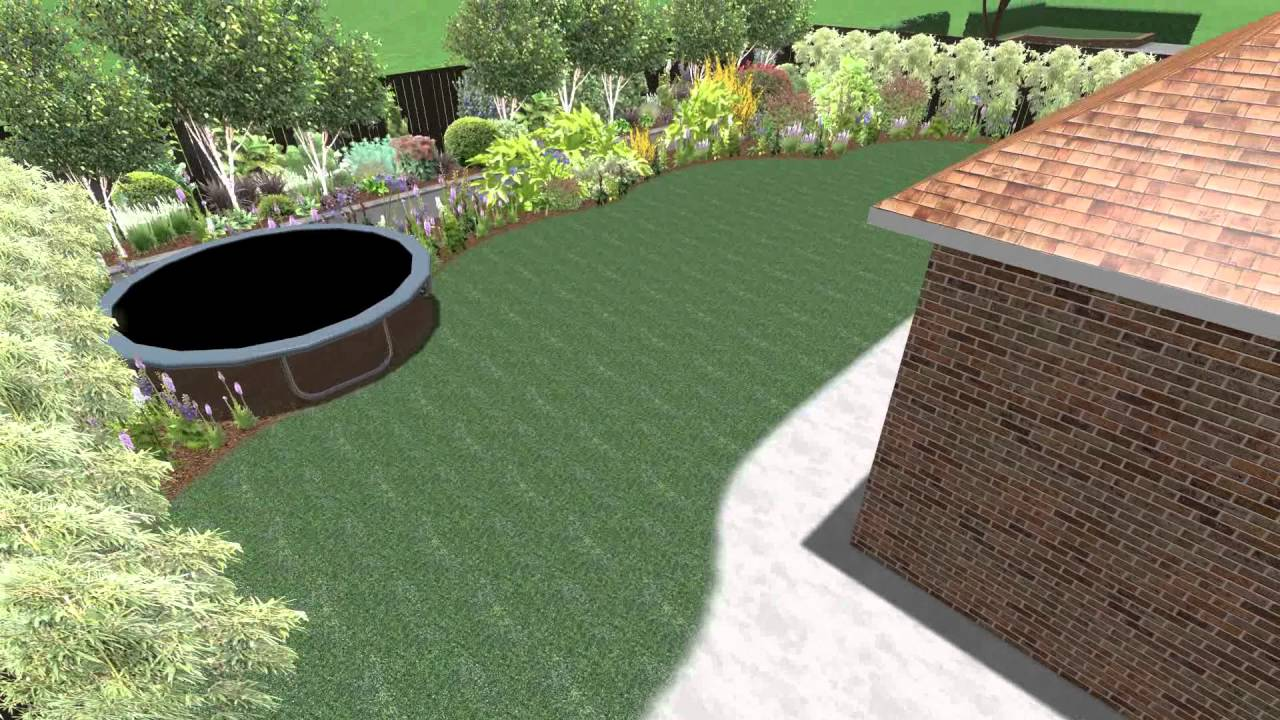 Contemporary Garden Design Videos To The Modern Victorian Gardens