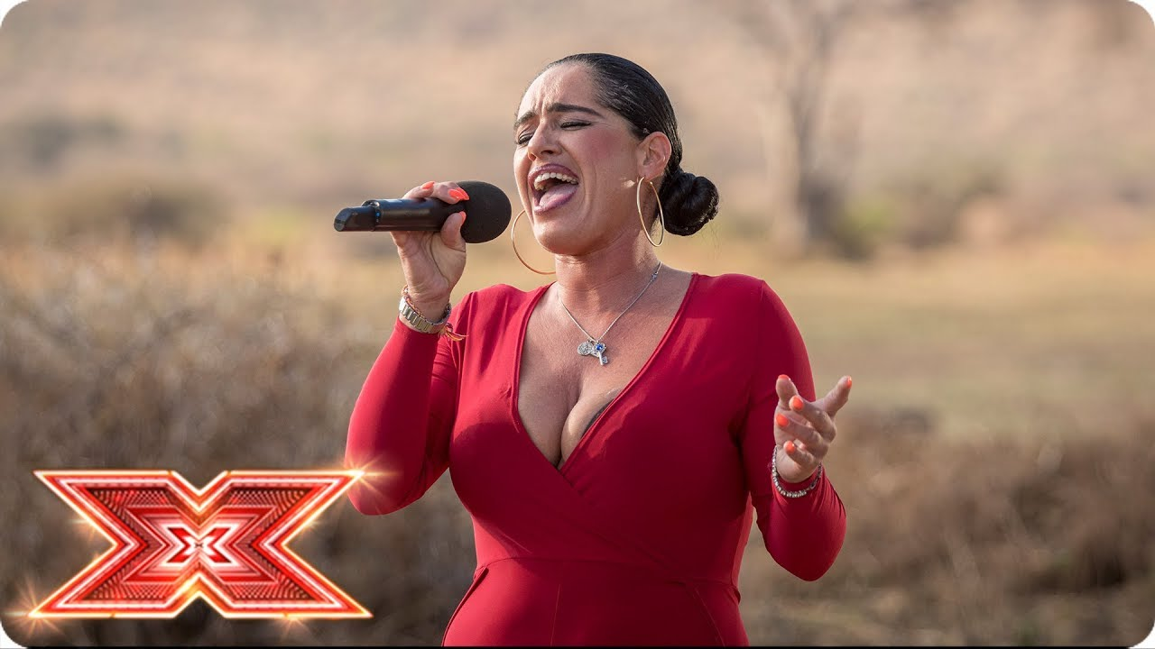 Is Nicole Onto A Good Thing With Tracyleanne Jefford Judges Houses The X Factor 2017