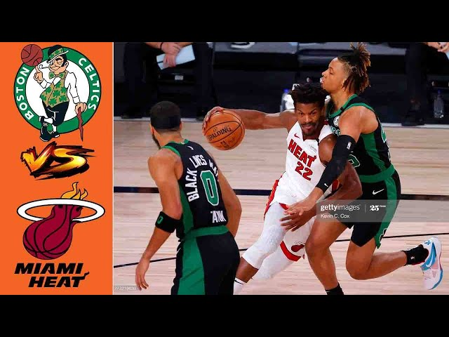 Boston Celtics vs Miami Heat Full Game 4th Qtr | Game 4 East Conference Finals | NBA Playoff 2020