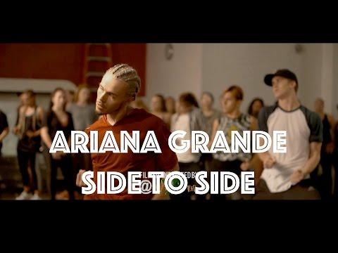 Ariana Grande - Side To Side ft. Nicki Minaj | Hamilton Evans Choreography
