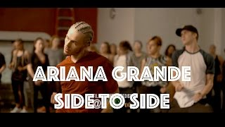 Ariana Grande - Side To Side ft. Nicki Minaj | Hamilton Evans Choreography