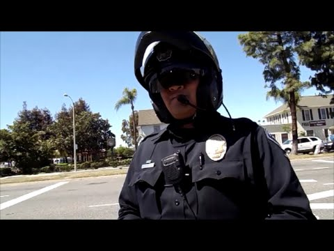 Buena Park Police Department First Amendment Audit FAIL