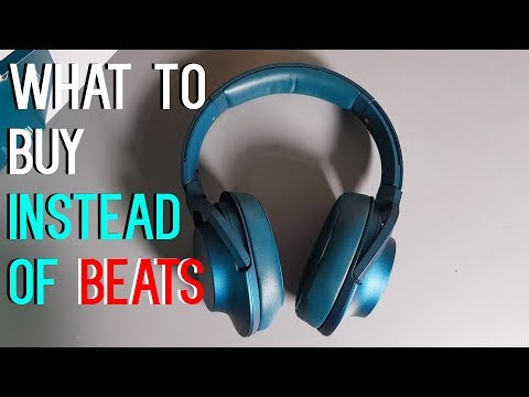 DONT BUY BEATS BUY THIS - MDR100AAP H.EAR ON