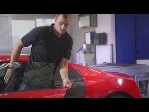 Lifting Safely #1 Audi R8 with Nussbaum Two Post Lift
