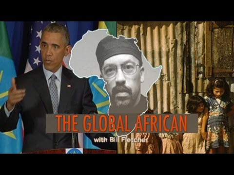 Obama's Africa Trip & Legacy of Colonialism in Puerto Rico
