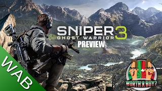 Sniper Warrior Ghost 3 Warrior Sniper Preview - Worthabuy
