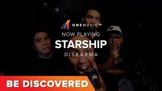 BE DISCOVERED - Starship by Diskarma