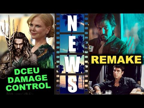 Nicole Kidman cast in Aquaman 2018? Diego Luna in Scarface Remake