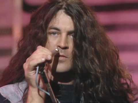 The GILLAN band video timeline from 1979-1982 featuring Ian Gillan