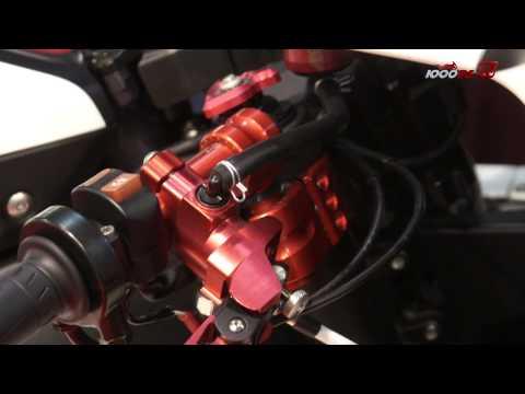 ABM Fahrzeugtechnik News 2013 von der Eicma 2012