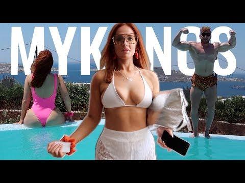 Mykonos Vlog, Travel To Greece
