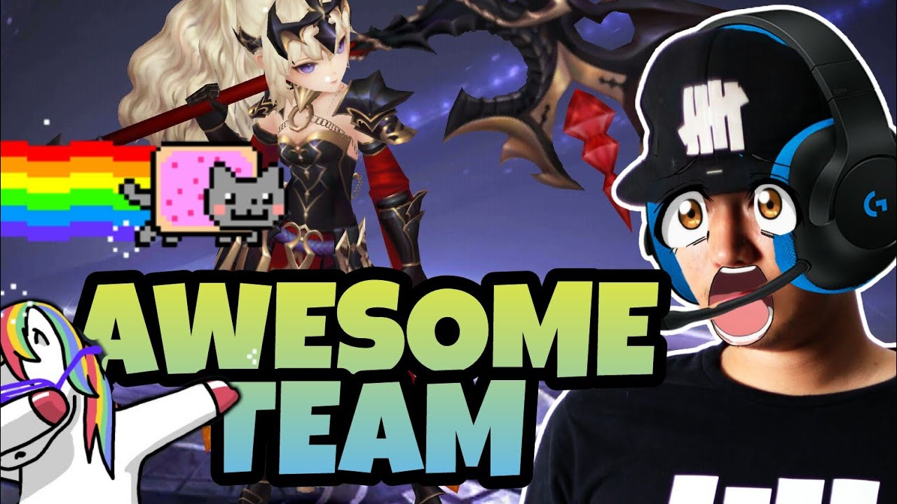 YOU SHOULD TRY THIS PVE & PVP TEAM! - Seven Knights Gameplay
