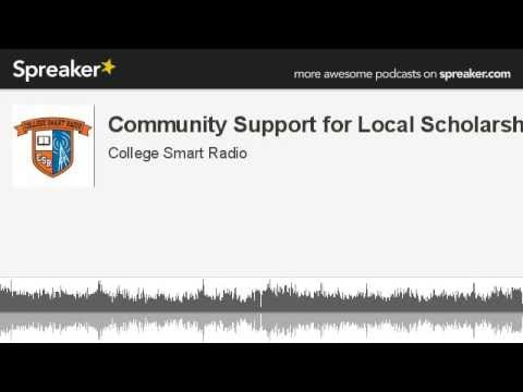 Community Support for Local Scholarships