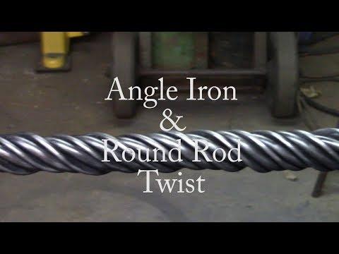 Angle Iron & Bar Twist