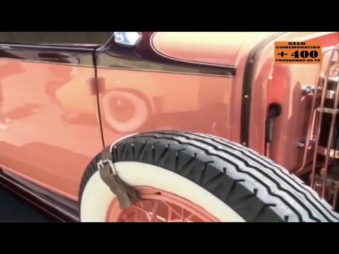 Conheça o lindo e raro Hudson Roadster 1930