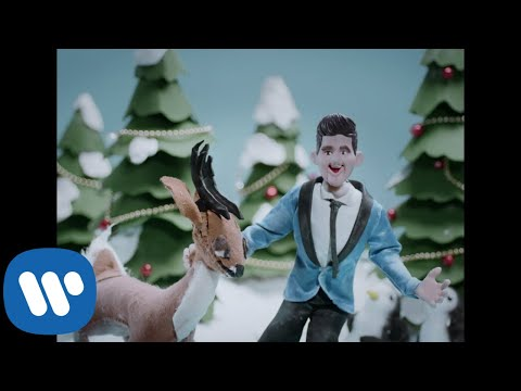 Смотреть клип Michael Bublé - White Christmas