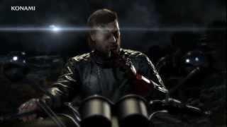 Metal Gear Solid 5: The Phantom Pain - Trailer [1080p]