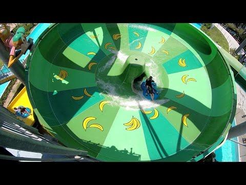 เด็กจิ๋ว@สวนน้ำ Cartoon Network ตอน5 เครื่องเล่นผู้ใหญ่ Adventure Zone  [N'Prim W275]