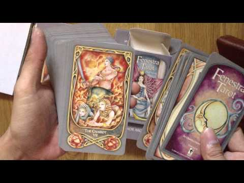 Fenestra Tarot Review by Bim Nguyễn.