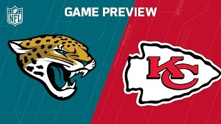 Jaguars vs. Chiefs (Week 9 Preview) | Around the NFL Podcast | NFL