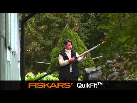 Fiskars QuikFit™ Telescopic Shaft  M 136042