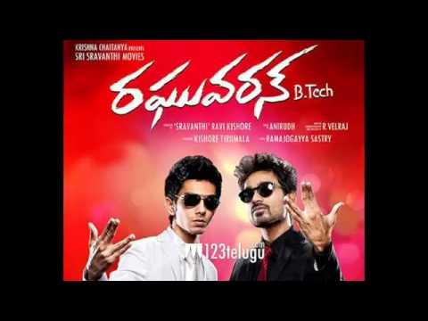 Raghuvaran B Tech BGM songs