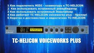 TC Helicon voicework plus Обзор 3