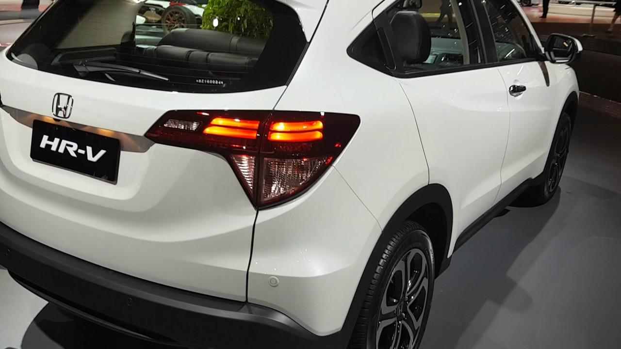 Honda Hr V 2017 Touring