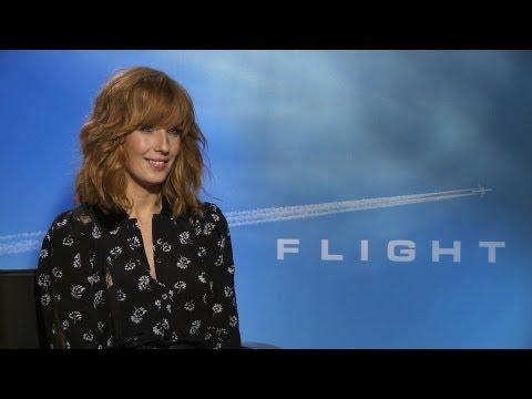 'Flight' Kelly Reilly Interview