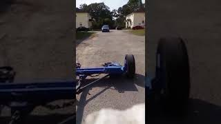 How to push a car in the Dolly. (EZ)