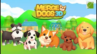 Merge Dogs 3D - Android Gameplay FHD