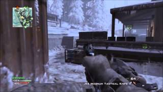 Mw3 Throwing Knife Montage 8 | RifleKnights