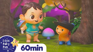 Max's Fairytale Lullaby Song + More Nursery Rhymes & Kids Songs - Little Baby Bum